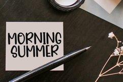 Summer Paradise - Unique Handwritten Font Product Image 2