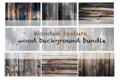 Rustic old Wooden texture. Barn Wood background bundle Product Image 1