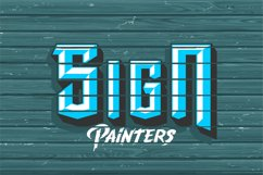 Convexa Typeface Product Image 5