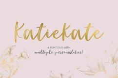 Katiekate Font Duo Product Image 1
