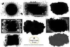 Decorative Photoshop Masks Set / Clipping Masks Product Image 2
