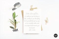 """""""SAHARA SKETCH"""" Sketch Font - Single Line/Hairline Font Product Image 3"""