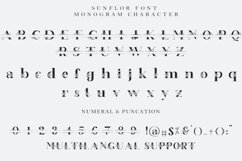 Sunflor-A New Crafter & Monogram Serif Font Product Image 11