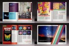 Colorful Indesign Template Product Image 3