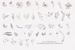 Bloom & Flourish - Floral Clipart Set Product Image 2