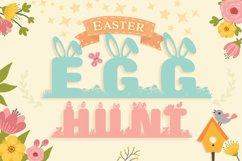 Easter Special Easter Egg Hunt Font Product Image 1
