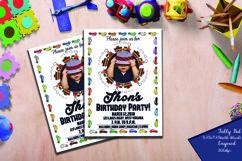 Kids Birthday Invitation  Product Image 1