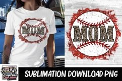 Sublimation designs for tshirts-Baseball-PNG Product Image 1