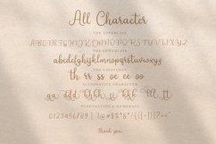 Bright Star - Beautiful Script Font Product Image 9