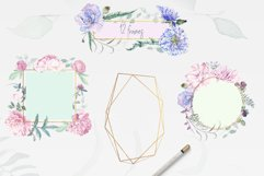 Chic Watercolor Floral Collection Product Image 4