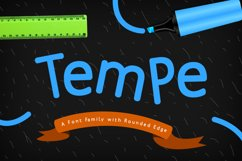 Tempe Font Product Image 1