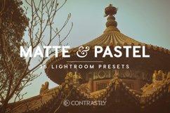 Matte & Pastel Lightroom Presets Product Image 1
