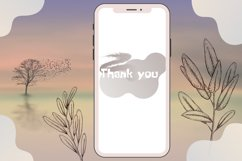 Pastel color Flower instagram highlight icons, aesthetic Product Image 6
