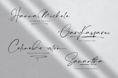 Dontheus - Signature Font Product Image 2