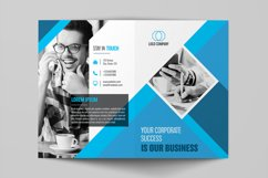 Business Bifold Brochure Template Product Image 1