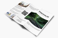 Multipurpose Trifold Brochure Template | Portfolio Brochure Product Image 4
