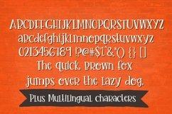 Handwritten Font Bundle - 4 Cut-friendly Fonts Product Image 11
