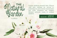 Web Font Gurleac Font Product Image 3