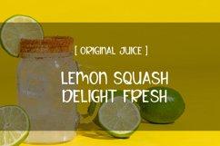 Cream lemonade Product Image 3