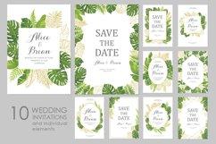 Wedding invitations set #3 Product Image 1