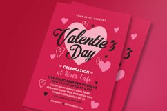 Valentines Day Flyer Product Image 1