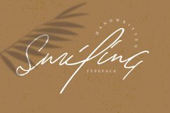 Smiling Font Product Image 1