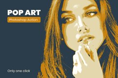 Pop Art Photoshop Action Product Image 8