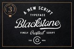 Blackstone Script Product Image 1