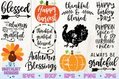 Thanksgiving SVG Bundle | 30 Designs Product Image 2