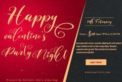 Bridgia Valentine - WEB FONT Product Image 4