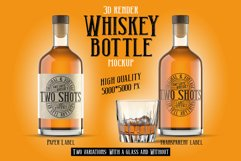 Two Shots label font Product Image 6