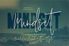 Mindset Font Duo Product Image 1