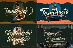 Awesome Mega Bundle 50 Fonts from Perspectype Studio Product Image 6