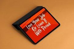 Web Font Bidooff - Quircky Handrawn Font Product Image 6