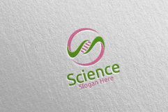 Science and Research Lab Logo Design 22 Product Image 2