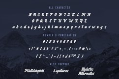 Mynaretta Script Product Image 4