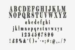 Hapyster font Product Image 2