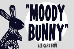 Moody Bunny Product Image 1