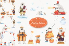 Arctic tales. Basic facts about polar bears lifestyle Product Image 2