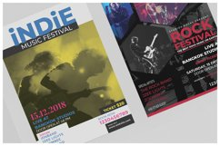 Music Festival Flyer Template Product Image 5