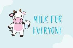 Milkhouse - Handwritten Font Product Image 5