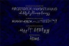 Web Font Nillie Margot - Stylish Handwritten Product Image 6