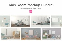 Kids Room Frame Mockups Vol - 12 Product Image 1
