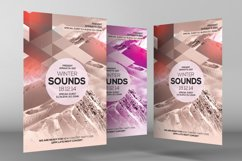 Winter Sound Flyer Product Image 3