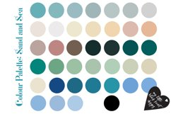 Colour Swatches for AI, PS and Procreate Product Image 6
