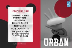 PACK PROMO 5 Zilap Font Team Product Image 2