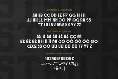 Astrilde Font Product Image 4