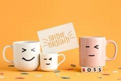 Web Font Basnia Product Image 2