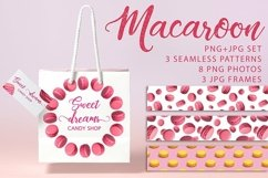 Macaroons. JPG, PNG. Product Image 1