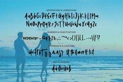 Web Font Rumming - A Stylish Brush Font Product Image 6